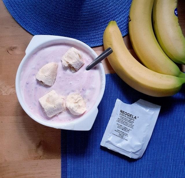 Neogela integratore per osteoporosi buste yogurt