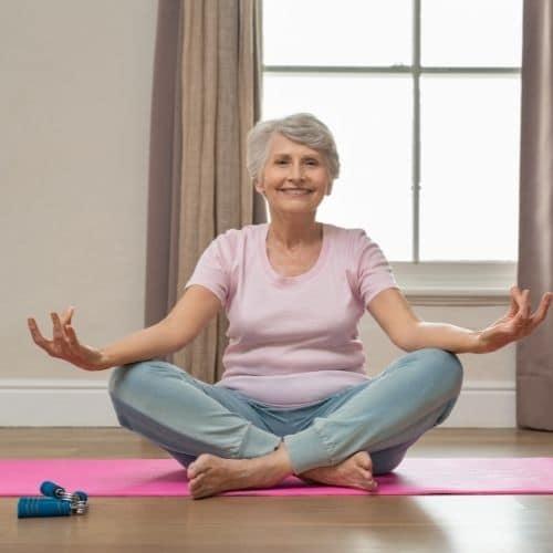 yoga per rinforzare le ossa